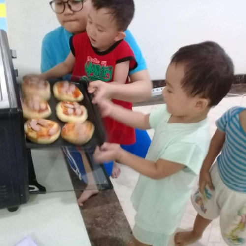Cooking Class Pizza at Trust DayCare November 2018 (3)