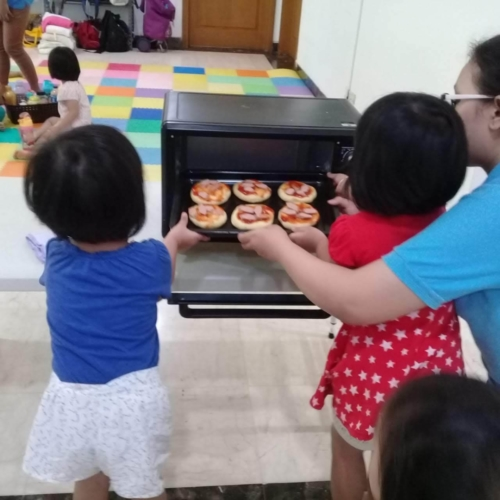 Cooking Class Pizza at Trust DayCare November 2018 (38)