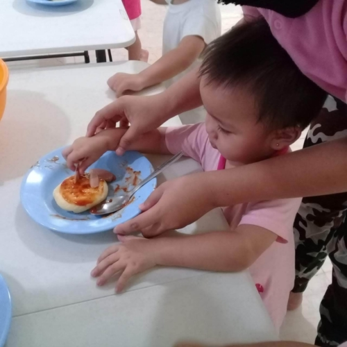 Cooking Class Pizza at Trust DayCare November 2018 (47)
